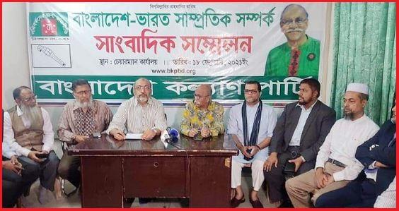 বাংলাদেশ ও ভারত ভালোবাসা একতরফা : হাসান নাসির