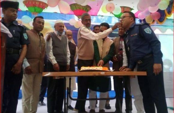 হরিপুর থানায় ঐতিহাসিক ৭ই মার্চ উপলক্ষে আনন্দ উদযাপন অনুষ্ঠান অনুষ্ঠিত
