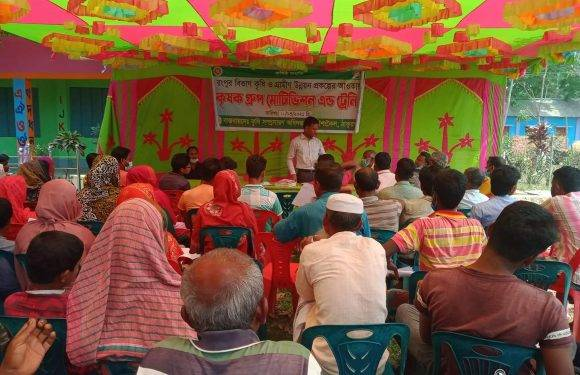 রাজস্ব প্রকল্পের আওতায় রাতোর ব্লকে ভুট্রা ফসলের মাঠ দিবস অনুষ্ঠিত