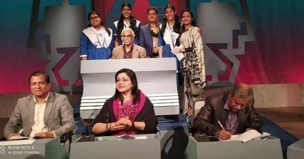 ঢাকা কে হারিয়ে বিজয়ী হয়েছেন ঠাকুরগাঁও বিতর্ক প্রতিযোগিতায়
