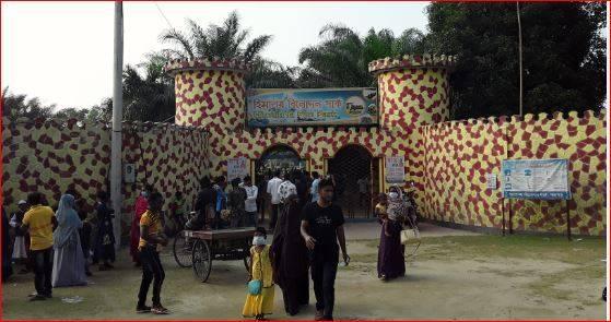 পঞ্চগড় হিমালয় বিনোদন পার্ক খোলা নিষেধাজ্ঞার বালাই নেই